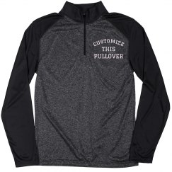 Custom Athletic Pullover
