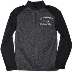 Custom Athletic Pullover