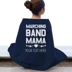 Marching Band Mom Fan Gear