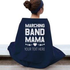 Marching Band Mom Fan Gear