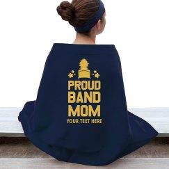 Proud Band Mom Shako Plume