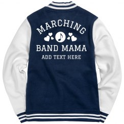 Custom Marching Band Mama