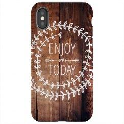 Wood Texture Enjoy Today