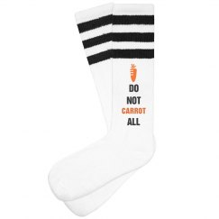 Do Not Carrot All Easter Socks