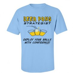 Beer Pong Strategist