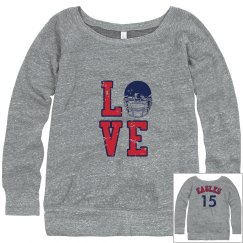 Love Football? Sweatshirt