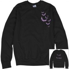 I Have Plans Lavender Sweatshirt