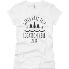 Custom Group Shirts For Vacation
