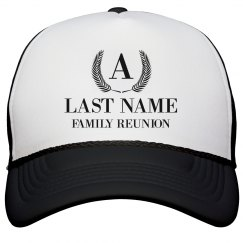 Custom Family Reunion Hats