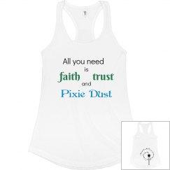Faith Trust &Pixie Dust