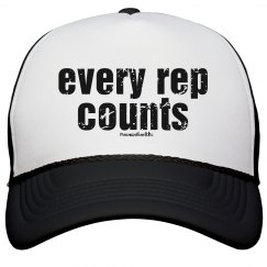 Every Rep Counts Hat