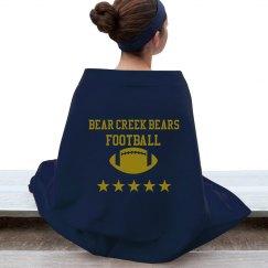 Bear Creek Bears Blanket 2