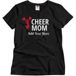 Proud Custom Cheer Mother