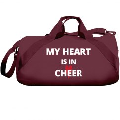 My heart is in cheer