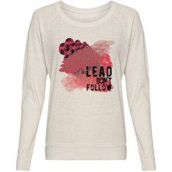 Lead Don't Follow