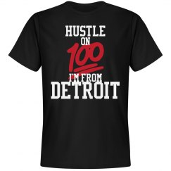 Men Hustle on 100