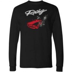 Racing - Burnout Speed - Unisex Sweatshirt - Black