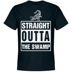 Straight outta the swamp