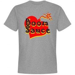 Boom Sauce Heart Tee
