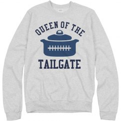 Queen of the Tailgate