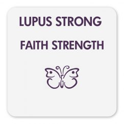 Lupus Strong Faith Strength