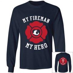 firefighter girlfriend 22