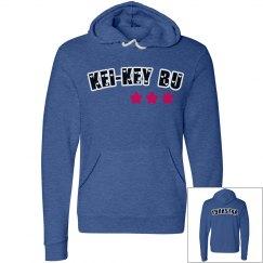 Kei-key bu custom hoodie
