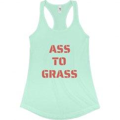 ass to grass