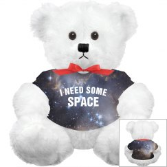 Need Space All Over Print Plush