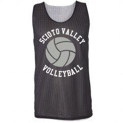 Volleyball Pinnie