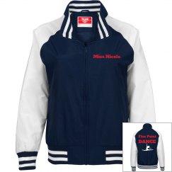 Flex Point Varsity Jacket