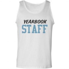 Yearbook Staff