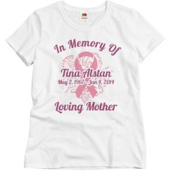In Memory Of (Cancer)