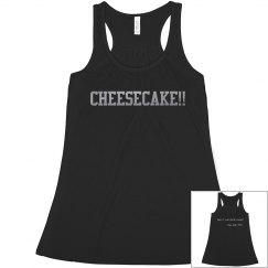 Cheesecake NYE