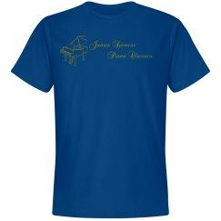 Piano Classics (royal blue/gold)