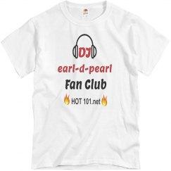 DJ earl-d-pearl Fan Club Hot101.net