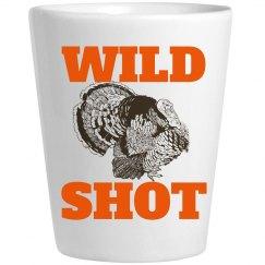 Wild Turkey Shots