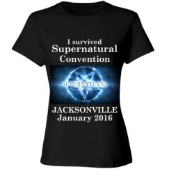 """I survived"" Convention Shirt"