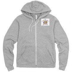 Noah's Fleece Zip Vest