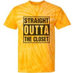 Tie-Dye Outta The Closet