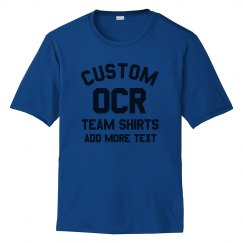 Custom OCR Team Designs