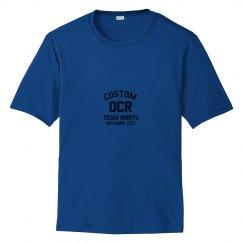 Custom OCR Team Designs
