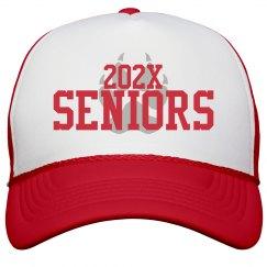 Seniors Mascot