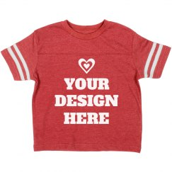 Custom Valentine's Day Girls Tees