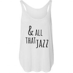All that jazz tank