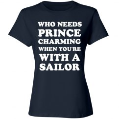 I've Got A Sailor That's All I Need
