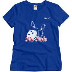 Pin Pals Team Shirt