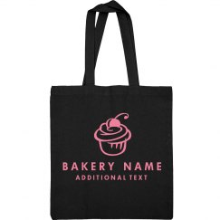 Custom Bakery Cupcake Bag