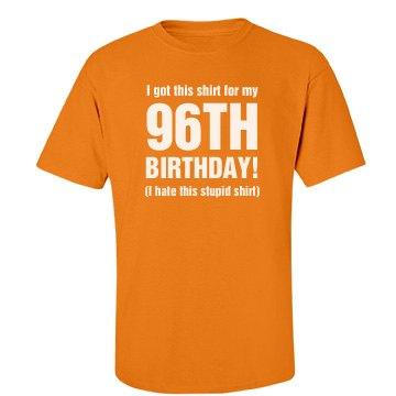 96th birthday