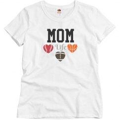 Sports Mom Life